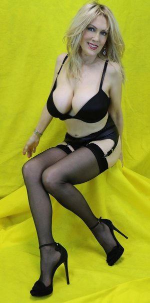 Marie-elisa outcall escorts